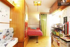 Aménagement Intérieur Caravane : a l int rieur de la caravane du loft caravane journal du loft ~ Nature-et-papiers.com Idées de Décoration