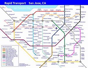 Dannyman Toldme Com   San Jose Highway Diagram