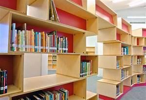 Milder Office Modular Library Bookworm