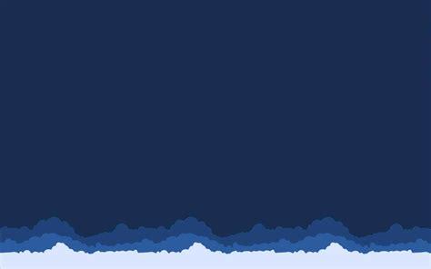 blue aesthetic desktop wallpapers