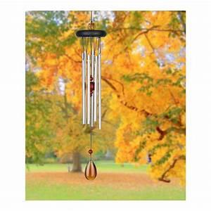 Carillon A Vent : carillon vent feng shui ambre 44cm samashop ~ Melissatoandfro.com Idées de Décoration
