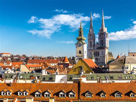zagreb attractions hotels bars