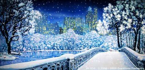 christmas in central park back drops for santa pics backdrop wi034 central park winter 2