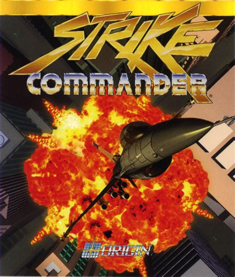 Strike Commander- Highway To The Danger Zone