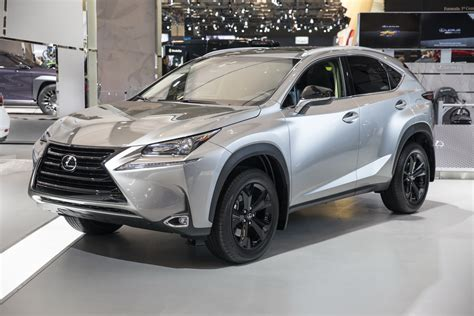 Lexus Gives Canada An Nx Premium Se Limited Edition