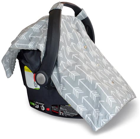 car seat canopy for arrow car seat canopy with peekaboo opening free