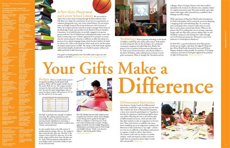 st paul s learning community brochure cindy fong design photography