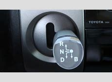 What Does P, R, N D, S And B Stand For In Newer Cars With