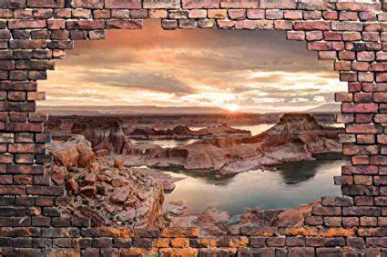 wall large wall mural majestic landscape viewed