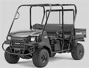 2005 2006 2007 Kawasaki Mule 3010 Trans 4x4 Kaf620 Models