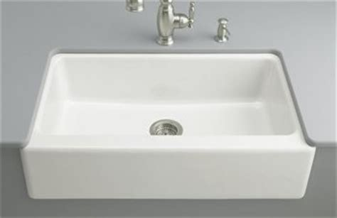 Kohler Retrofit Apron Sink by Kohler Dickinson Apron Kitchen Sink Traditional
