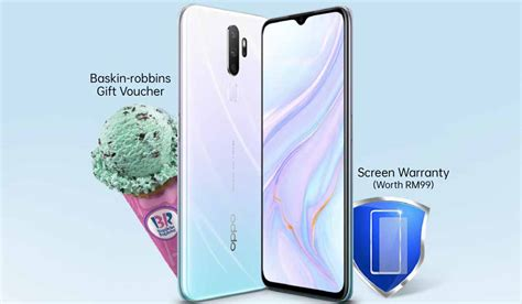 oppo   launched  vanilla mint color check specs