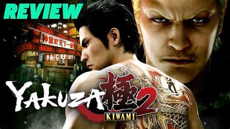 yakuza kiwami  review youtube