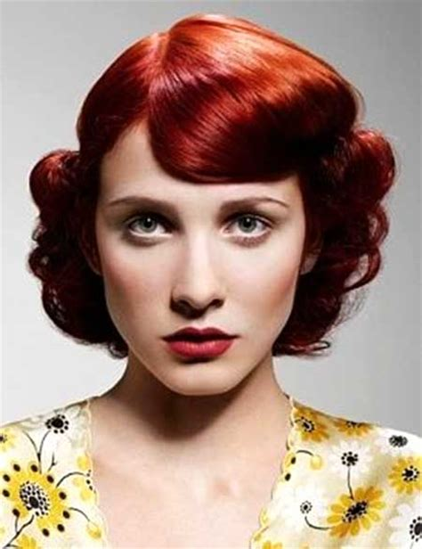 1950s Hairstyles For Curly Hair by 25 Styles For Curly Hair Hairstyles 2017