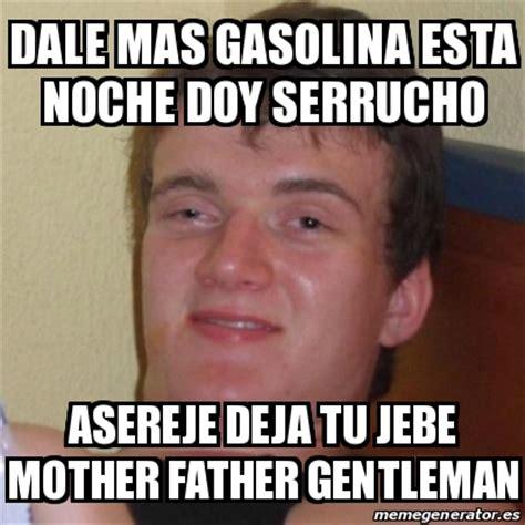 Stoner Dad Meme - meme stoner stanley dale mas gasolina esta noche doy serrucho asereje deja tu jebe mother