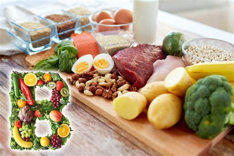 alimenti con vitamine e vitamine b quali ti servono e in alimenti le trovi