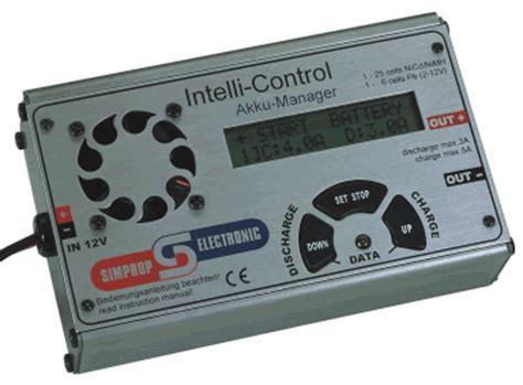 batterie kapazität messen intelli
