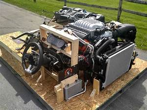 Worlds First Hellcat Turnkey Engine