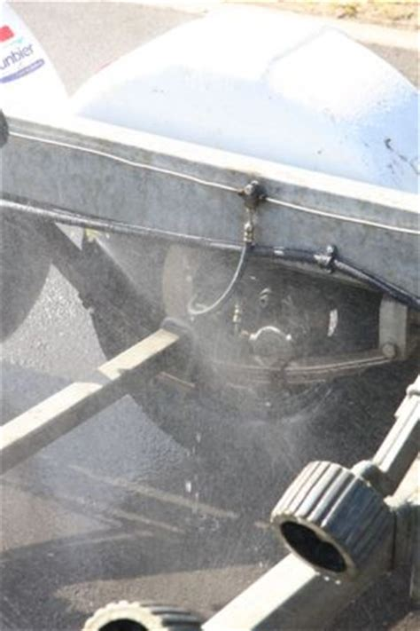Boat Trailer Undercarriage by Reviewed Eco Trailer Wash Fishing World