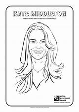 Coloring Famous Kate Pages Middleton Cool Printable Celebrities Hollywood Sign Colorings Getdrawings Theodore Roosevelt Drawing Obama Getcolorings sketch template