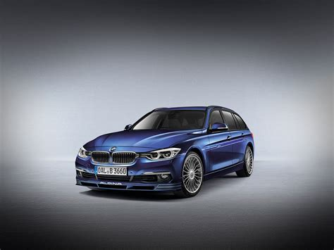 Bmw Alpina B3 S / B4 S Biturbo: 440 Hp For The Facelfited