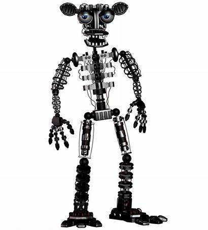 Endoskeleton Robot Nights Five Terminator Freddy Skeleton