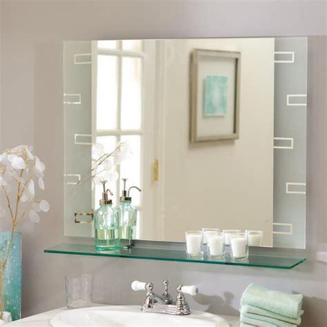 bathrooms mirrors ideas bathroom mirror decorating ideas houseofphy com