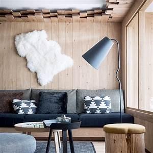 Salon Moderne En Bois Nos Inspirations Marie Claire