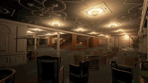 titanic sinking simulator escape mode the sinking of the titanic rendered in engine 4