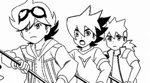HD Wallpapers Tenkai Knights Coloring Pages