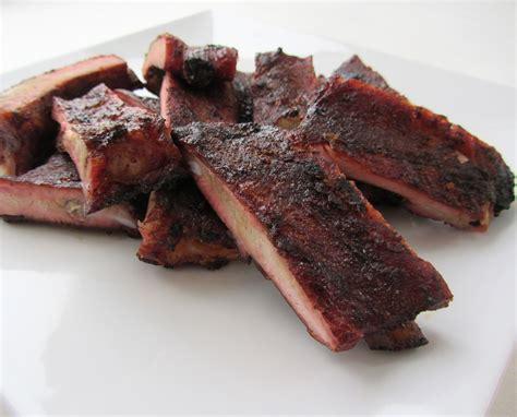 bbq rib rub rub for barbecue ribs recipe dishmaps