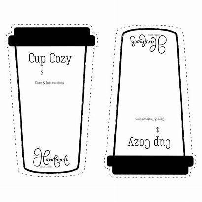 Cozy Cup Template