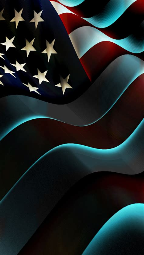 Usa Background Usa Flag Mobile Hd Wallpaper Vactual Papers