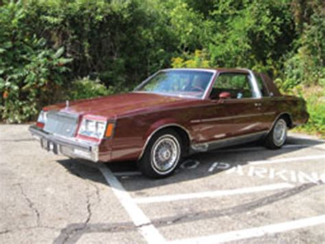 1982 Buick Regal by Rm Sotheby S 1982 Buick Regal Limited Fall Carlisle 2012
