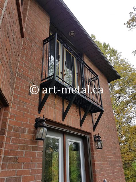 french balcony railings  toronto gta