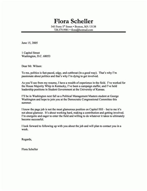 how to write a great cover letter exles great resume