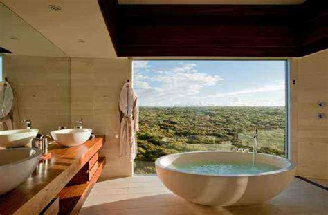 bathroom hotel ocean bathrooms lodge southern island most amazing kangaroo luxury baths australia hotels travel incredible pavilion osprey resort banheiro