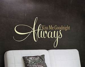 wall decal good look wall decals for master bedroom wall With good look guest room wall decals