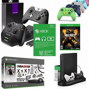 2018 Gaming Gift Guide For Xbox  Playstation 4 And