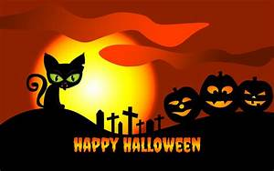 Cute Happy Halloween Wallpapers – Festival Collections