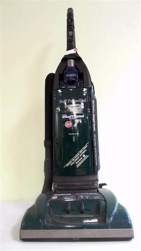 hoover wind tunnel  propelled vacuum electronics