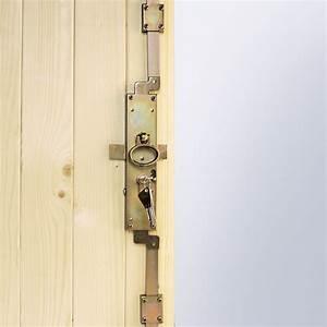 Serrure Porte 3 Points : portes de garage vantaux 32mm barres et charpes en ~ Dailycaller-alerts.com Idées de Décoration