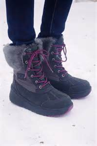 Winter Snow UGG Boots