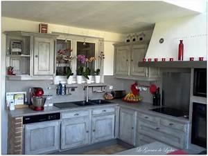 Relooker une cuisine rustique en chêne Le bois chez vous