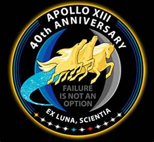 NASA Apollo 13 Logo (page 2) - Pics about space