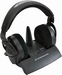 Review: Sennheiser RS 65 wireless headphones  Sennheiser