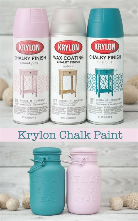 chalk paint finish now in a spray paint changer