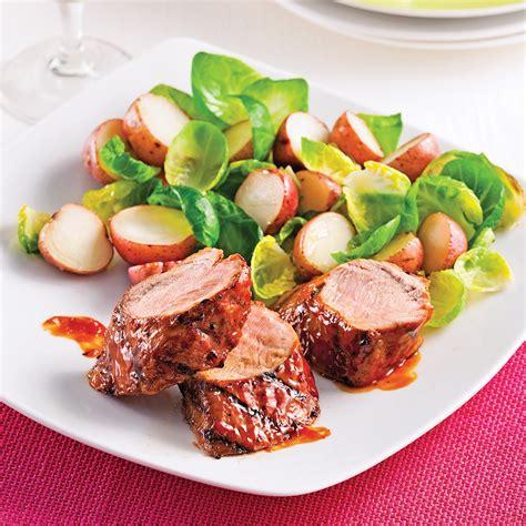 cuisine porc filets mignons de porc style ribs recettes cuisine et
