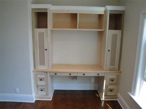 built in computer desk plans walters woodworking design