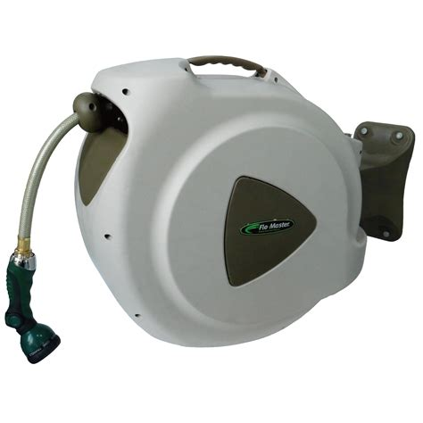 RL Flo-Master 65HR8 Hose Reel with Hose and Nozzle